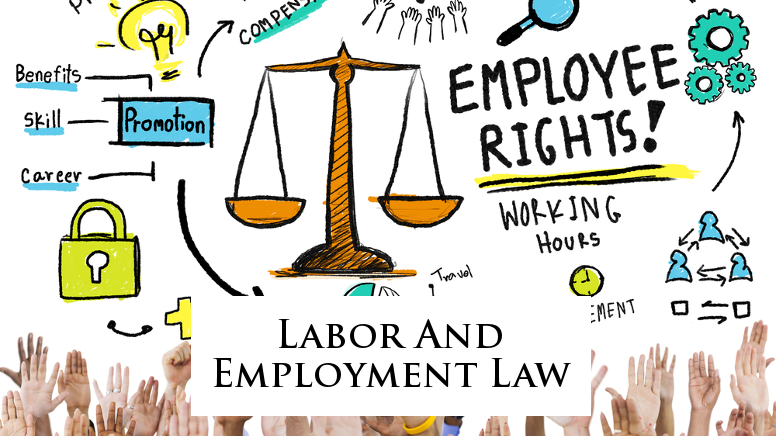 labour and employment law The law relating to labour and employment in india is primarily known under the broad category of industrial law industrial law in this country is of recent vintage and has developed in respect to the vastly increased awakening of the workers of their rights, particularly after the advent of independence.
